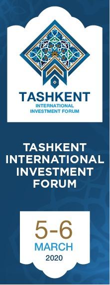 Tashkent International Investment Forum 2020