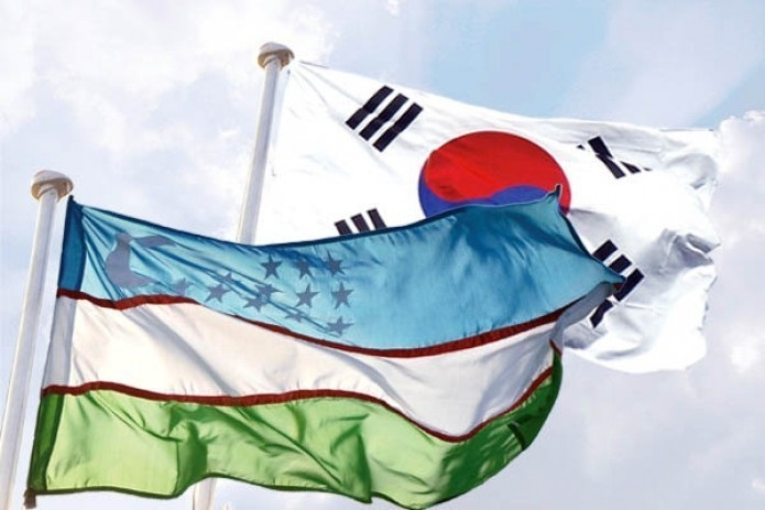 On telephone conversation of the President of Uzbekistan with the President of Korea