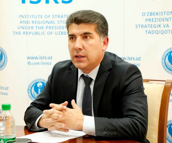 The First Deputy Director of the ISRS Akramjon Nematov: The comprehensive consideration of socio-economic interests of all segments of society in public administration are the most important conditions for sustainable and lasting peace in Afghanistan