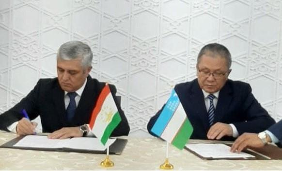 Samarkand hosts Uzbekistan – Tajikistan Joint Demarcation Commission's Meeting