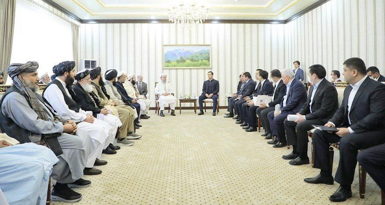 Termez hosted negotiations between Uzbekistan and Afghanistan representatives