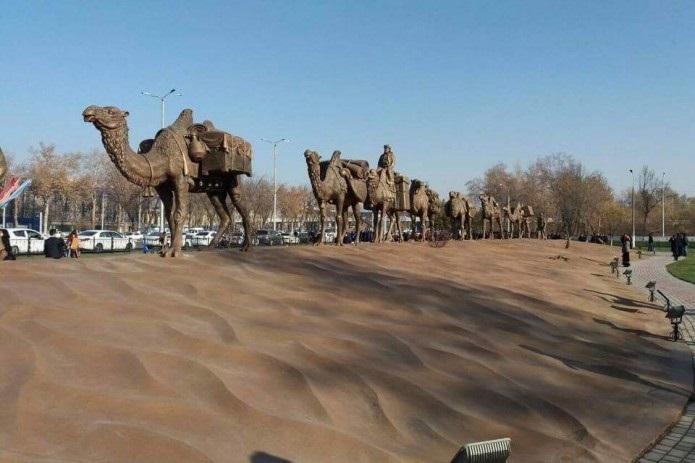 New tourist object presented in Tashkent