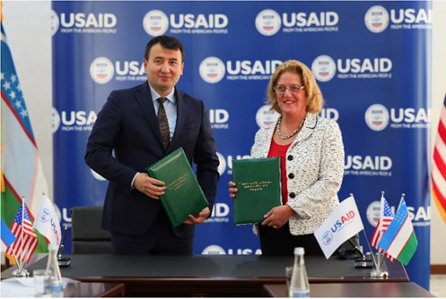 Uzbekistan, USAID implement a new project worth almost  million