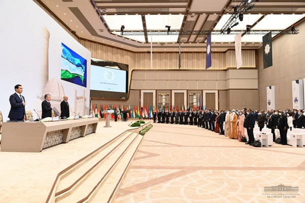 Uzbek President put forward proposals for the development of cooperation with the Islamic Development Bank