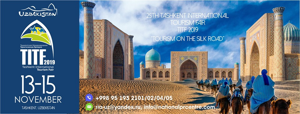 TITF 2019 - Tourism on the Silk Road