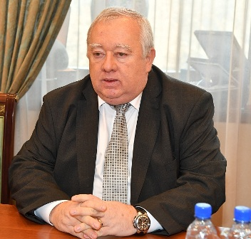 Meeting with the Ambassador of Slovakia