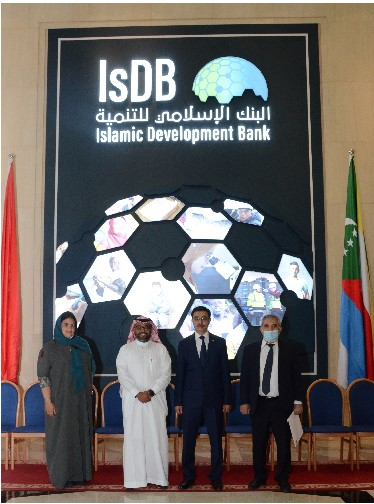 Preparation for IsDB Group Annual Meeting in Tashkent under discussion