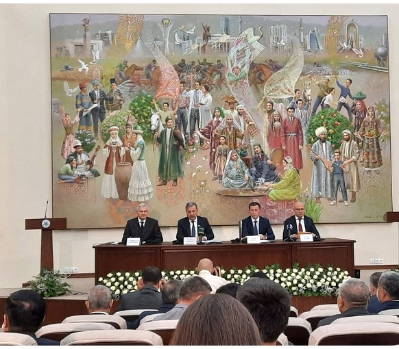 Tashkent hosts International Conference on Central and South Asia Connectivity