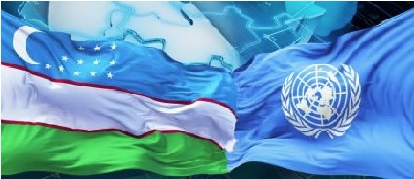The Code on Voluntary Commitments of States during Pandemics developed by Uzbekistan has been distributed as an official document of the 75th session of the UN General Assembly