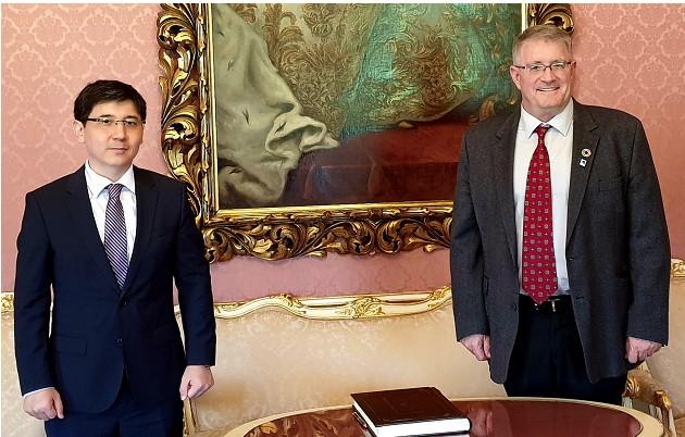 Uzbekistan, Austria think tanks enhance collaboration