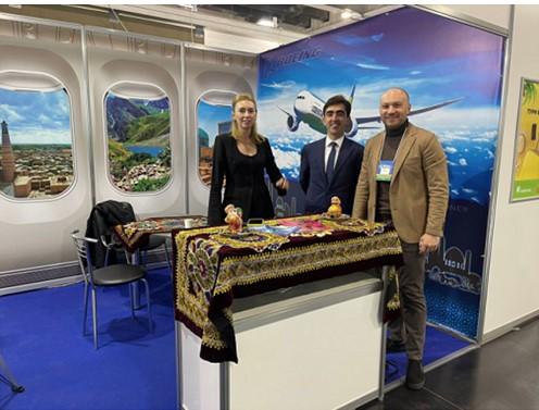 Uzbekistan's tourism potential presented at UITM 2021